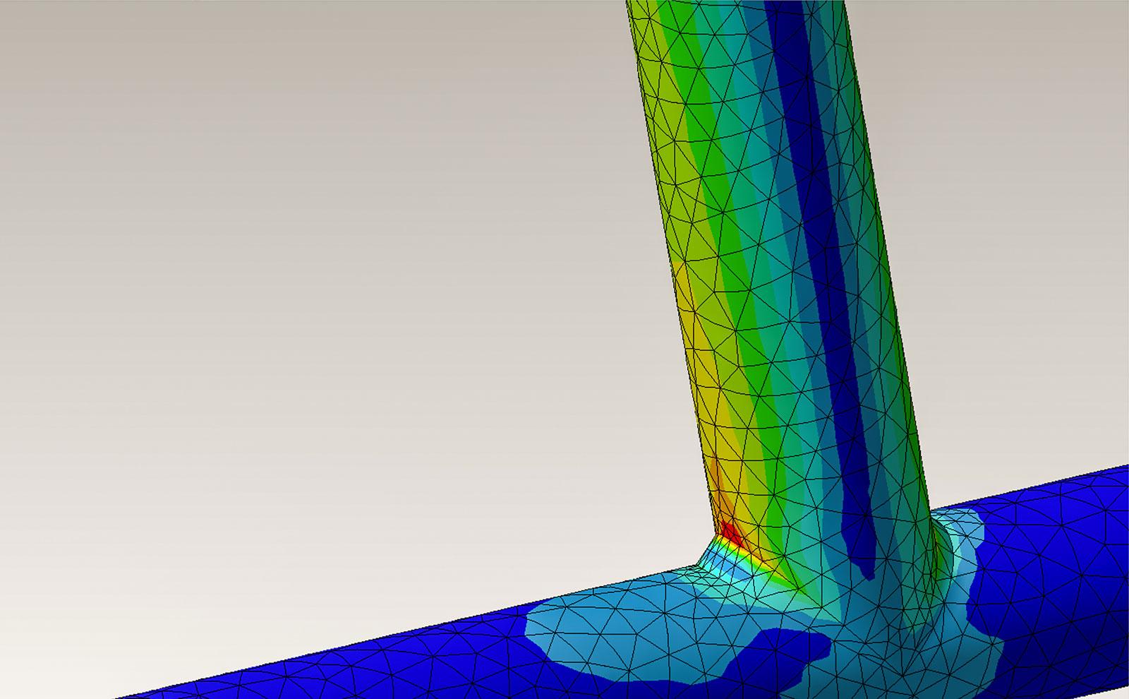 FEM Berechnungen von komplexen Bauteilen und Strukturen