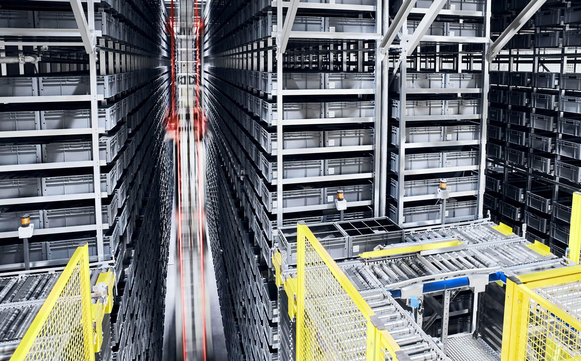 Automatische Lagersysteme, Lagersysteme, Engineering, Berechnungen, FEM Berechnungen, Consulting, Testaufbauten
